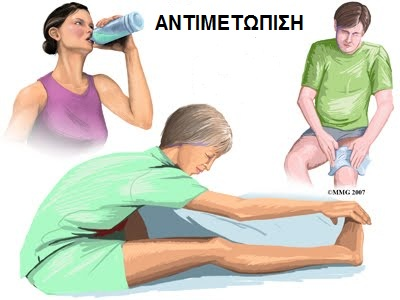 general muscle cramps treatment